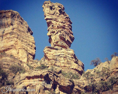 Shiraz Canyon - Iran Tours & Travel