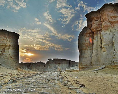 Star Canyon - Iran Tours & Travel