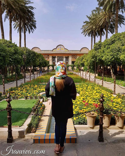 Narenjestan qavam garden in shiraz city - Iran Tours and Travel