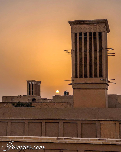 Ab anbar in Yazd- Iran Tours and Travel