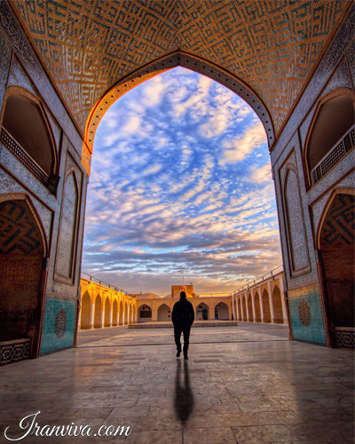 Jameh-mosque - Iran Tours and Travel