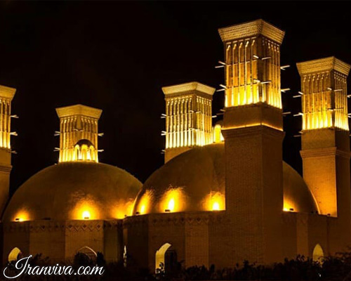 Water reservoirs - Iran Tours and Travel