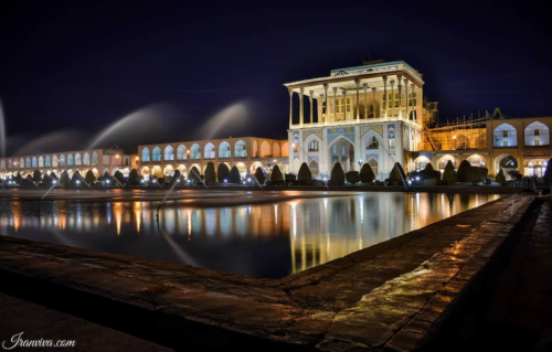 Ali Qapu of Isfahan - Best Photos of Iran - Iranviva