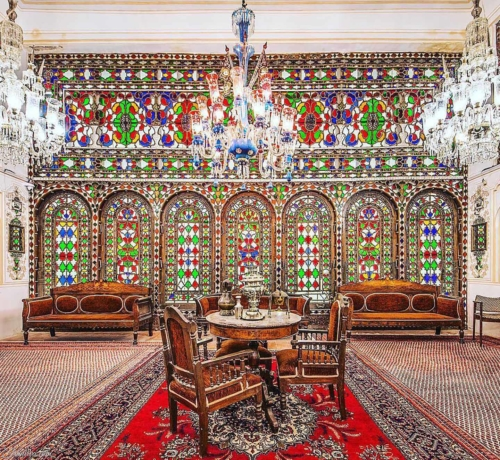 Angourestan- e Malek of Isfahan - Best Photos of Iran - Iranviva