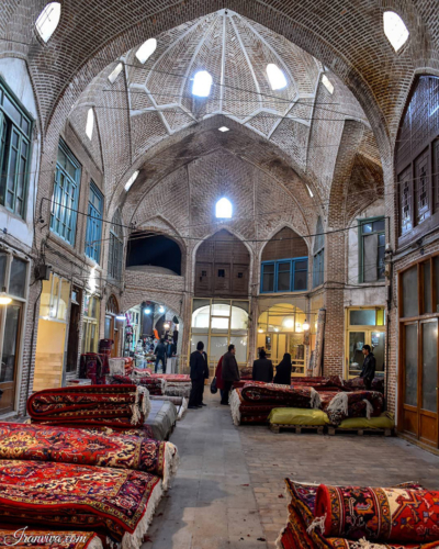 Bazaar of Tabriz - Best Photos of Iran - Iranviva