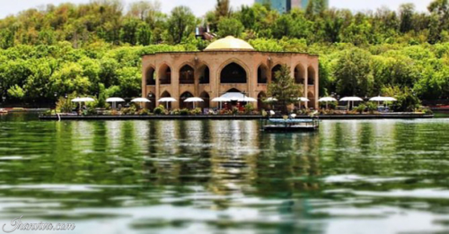 El Goli Park of Tabriz - Best Photos of Iran - Iranviva