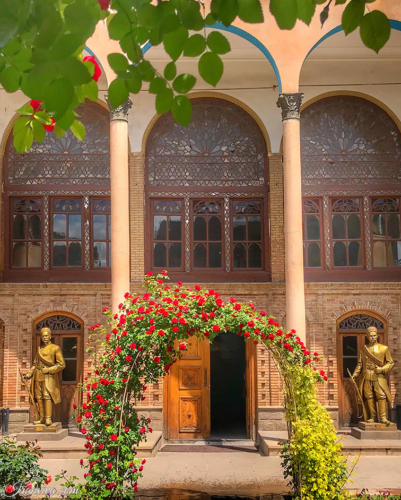 Mashrooteh-house of Tabriz - Best Photos of Iran - Iranviva