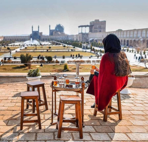 Naqsh-e Jahan Square of Isfahan - Best Photos of Iran - Iranviva
