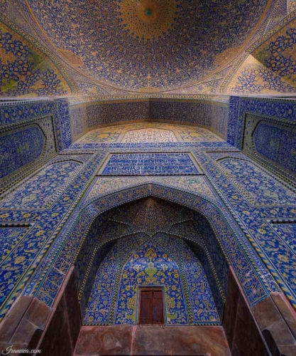 Shah Mosque of Isfahan - Best Photos of Iran - Iranviva