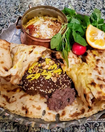 traditional food (Beryoni) - Best Photos of Iran - Iranviva