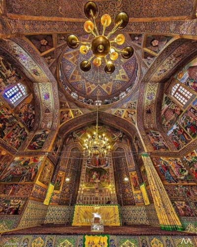 Vank Cathedral of Isfahan - Best Photos of Iran - Iranviva