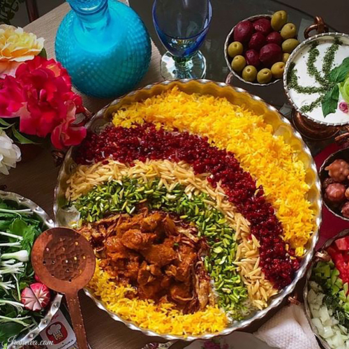 Qazvin Traditional Food (Gheymeh nesar) - Best Photos Of Iran - Iranviva