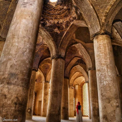 Jameh Mosque of Isfahan - Best Photos of Iran - Iranviva