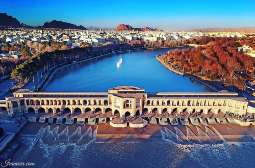 khaju Bridge of Isfahan - Best Photos of Iran - Iranviva