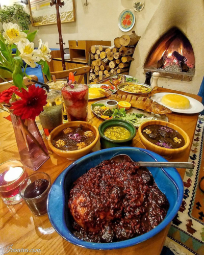 Traditional Food in Gilan Province - Best Photos Of Iran - Iranviva