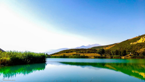 Valasht Lake of Chalus - Best Photos of Iran - Iranviva