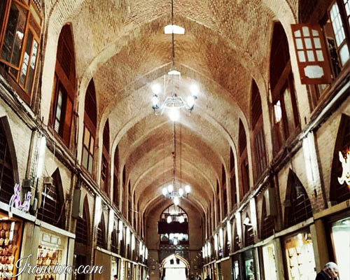Isfahan Grand Bazaar - Iran Tours and Travel