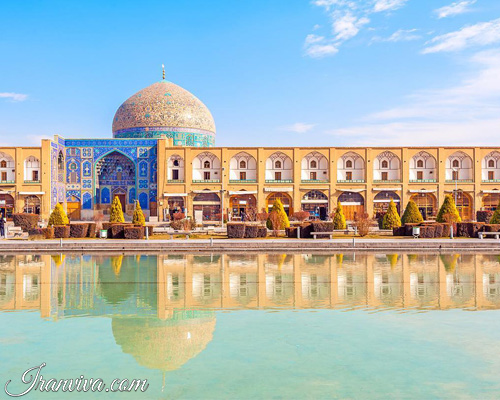 Naqsh-e Jahan Square in Isfahan - Iran Tours and Travel