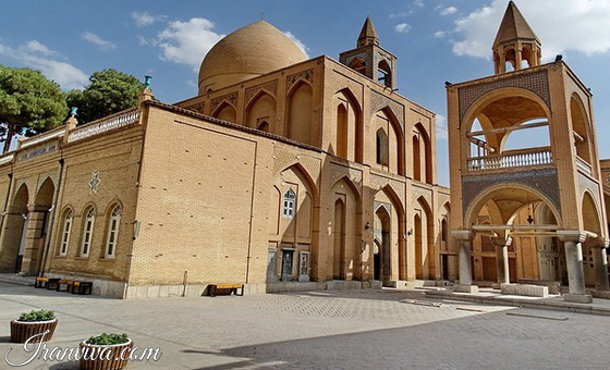 Vank Church - Iran Tours - Iran Travel - Iranviva