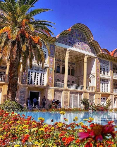 Bagh_e_Eram in shiraz city - Iran Tours and Travel