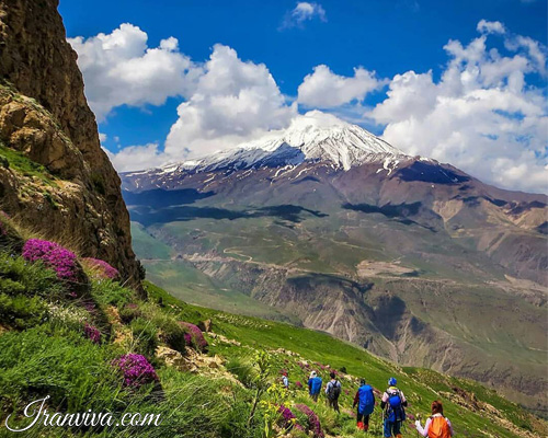 Mount Damavand 2 - Iran Tours & Travel