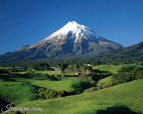 Mount Damavand 1 - Iran Tours & Travel