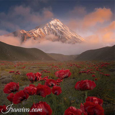 Mount Damavand 3 - Iran Tours & Travel