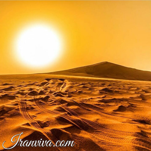 Iran Desert - Iran Tours & Travel