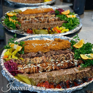 Iranian Food - Iran Tours & Travel