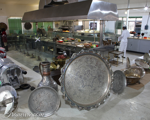 Museum Royal Kitchen - Iran Tours & Travel