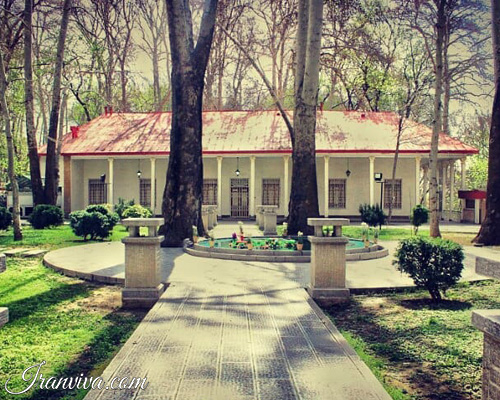 Museum of Master Mahmoud Farshchian - Iran Tours & Travel