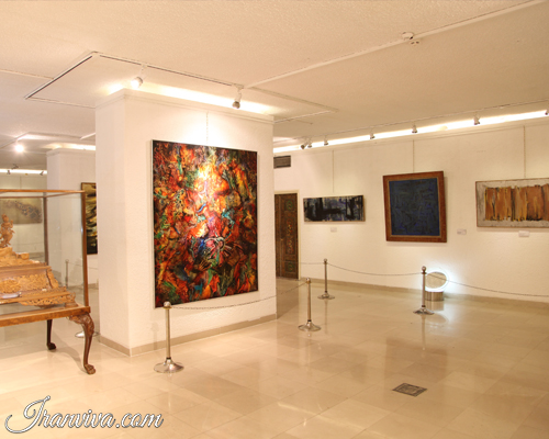 Museum of Nations Arts - Iran Tours & Travel