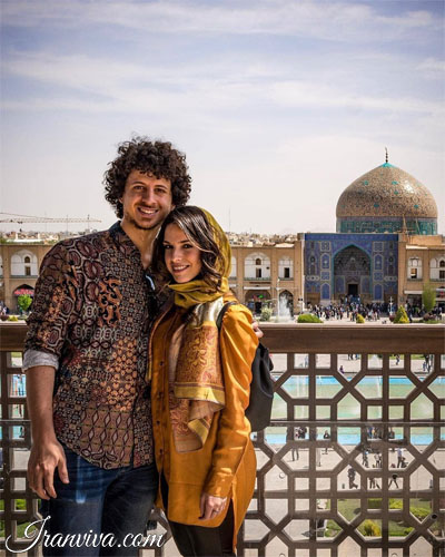 American tourist - Iran tours & Travel