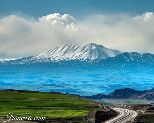 Sahand mountain - Iran Tours & Travel
