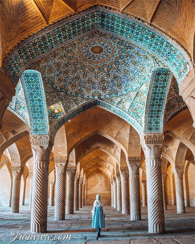 UNESCO Heritage - Iran Tours & Travel