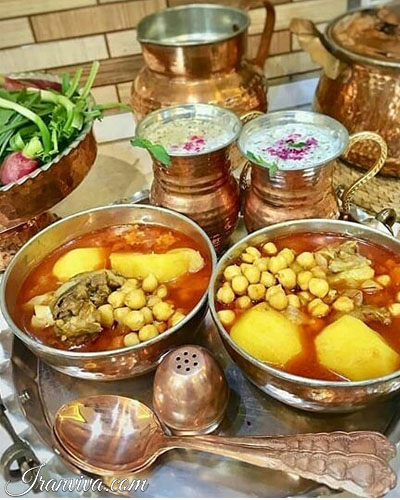 abgoosht - Iran Tours & Travel