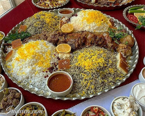 baghali polo - Iran Tours & Travel