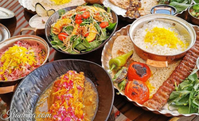 Persian food - Iran Tours - Iranviva