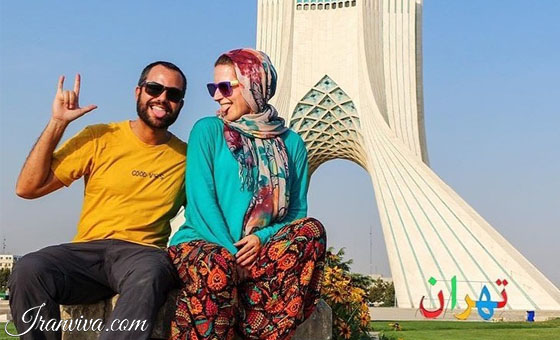 Tehran - American in Iran - Iran Tours & Travel