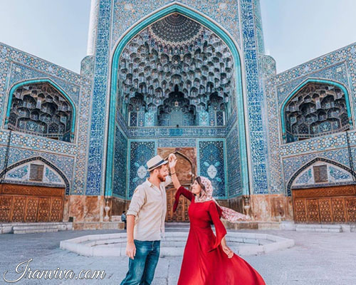 Affection in Iran - Iran Tour & Travel