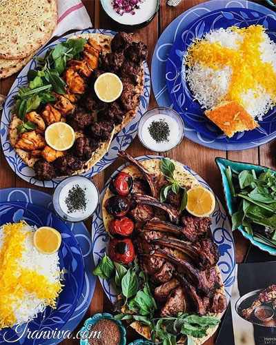 kebab - Iran Tours & Travel