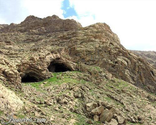 Do-Ashkaft Cave - Iran Tours and Travel