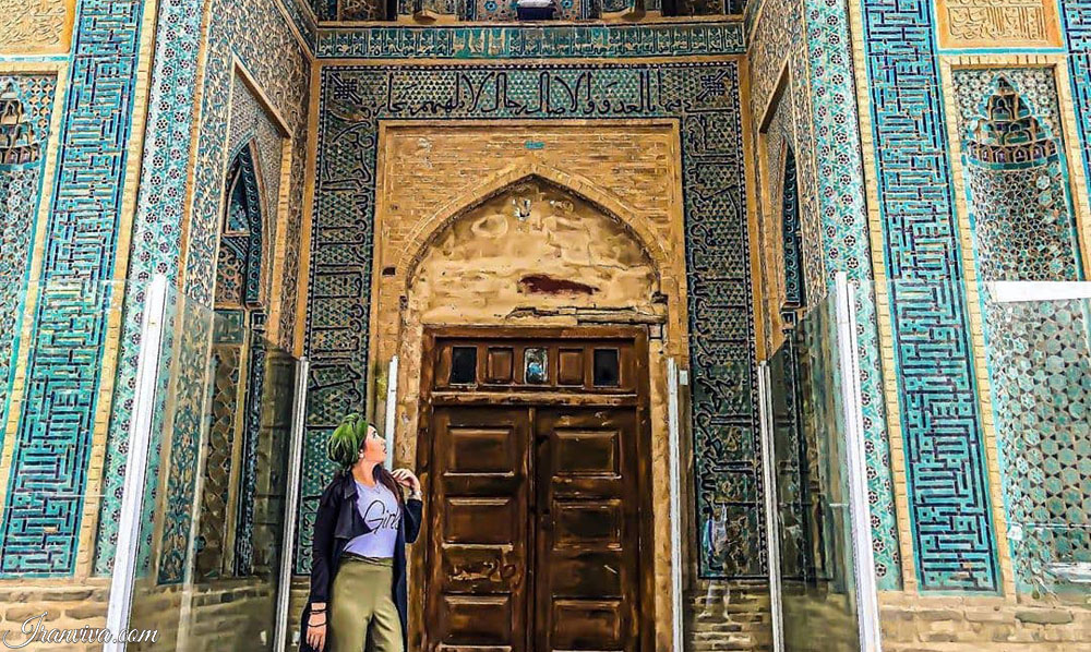 Jameh Mosque of Isfahan-irantours and travel