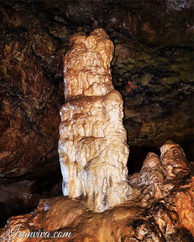 Quri_Qaleh_Cave - Iran Tours and Travel