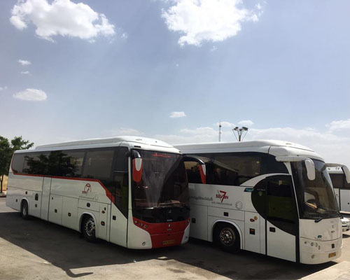 Bus VIP - Iran Tours & Travel - Iranviva