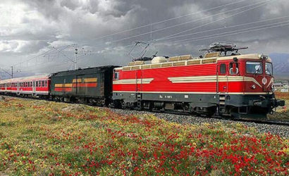Train in Iran - Iran Tours & Travel - Iranviva