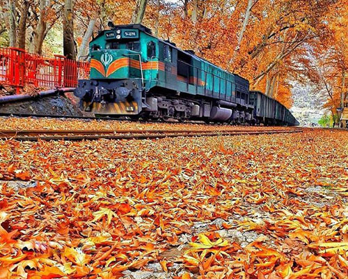 Train - Iran Tours & Travel - Iranviva