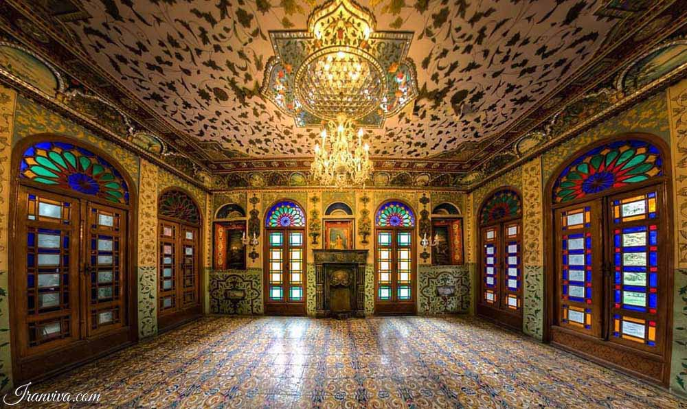 Tehran - Golestan palace - Iran Tours & Travel