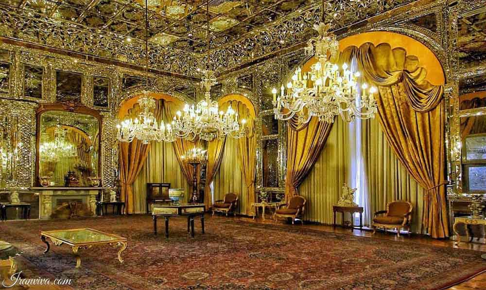 Tehran - Golestan palace 2 - Iran Tours & Travel