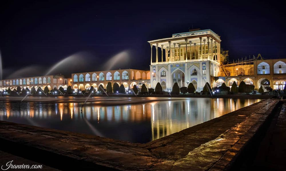 Isfahan Ali Qapu - Best Cultural and Adventure Tours